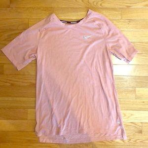 Nike Dry-fit Pink Tee